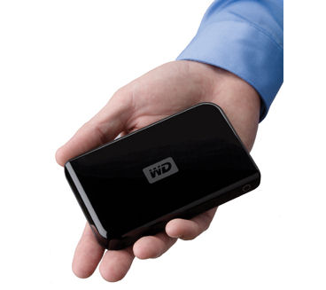 WD Passport Portable HD