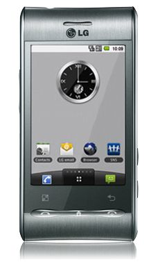 LG Optimus (LG GT540) Android smartphone | DISKIDEE