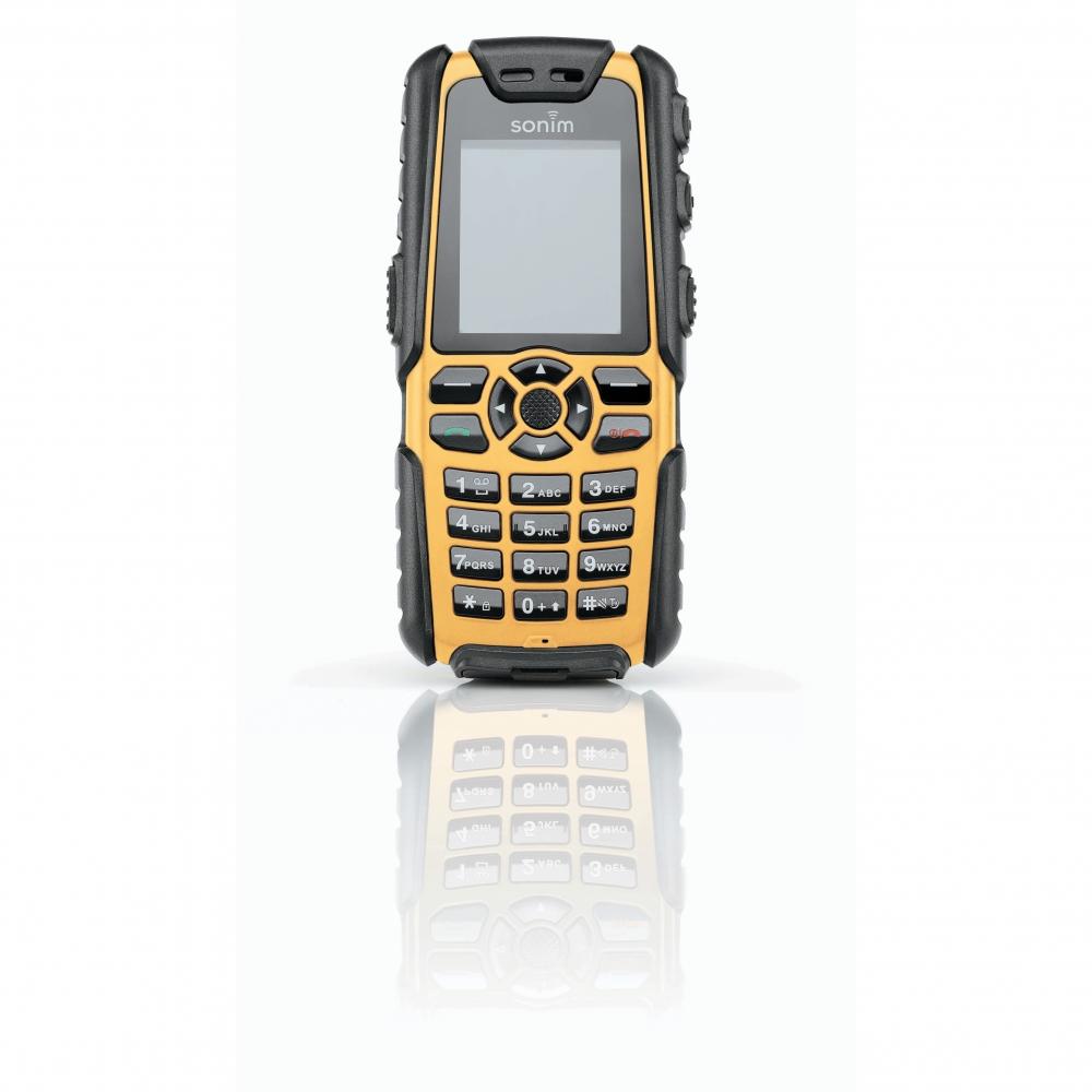 Sonim XP3.20 Quest Pro mobiele telefoon die tegen stootje kan ...