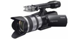 Sony NEX-VG10E camcorder