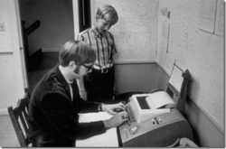 Bill Gates (13) en Paul Allen (16)