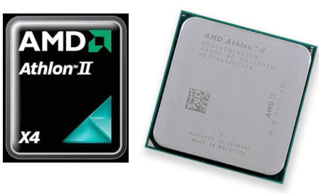 De AMD Athlon II X4 640 processor