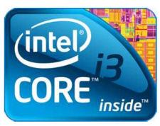 Intel Core i3, een Sandy Bridge van de 2de generatie