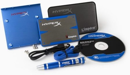 Kingston HyperX SSD Upgrade Kit