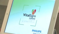 Philips Vital Signs Camera app