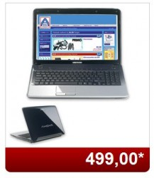 Aldi Medion AKOYA P6634 (MD 98930) laptop
