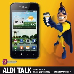 aldi lg aanbieding 18/2/2012
