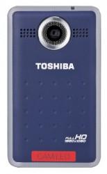 Toshiba camileo clip voorkant