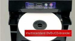 Multi standaard brander
