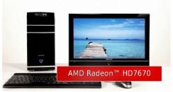 Naast de HD Graphics 4000 zit er nog extra een Radeon HD 7670 videokaart in