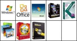 De meegeleverde software