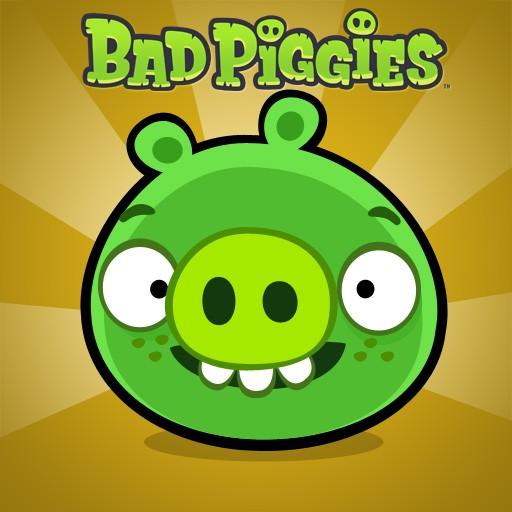 Bad Piggies, het nieuwe spel van Rovio