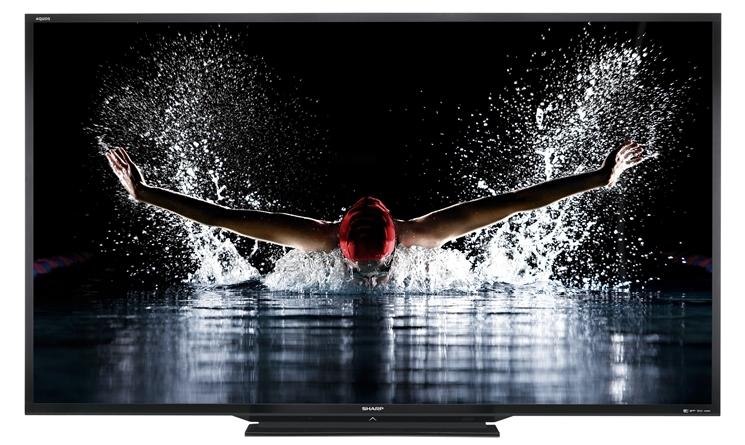 led televisie groot