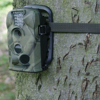 band voor fototoestel