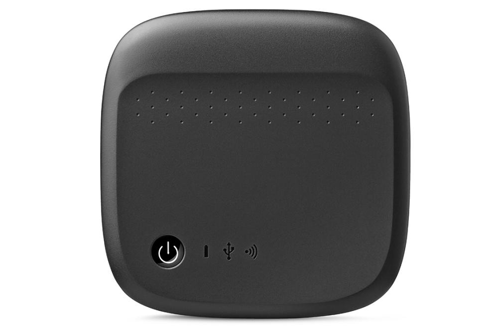 Samsung s9 verbinden met seagate wifi hdd