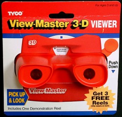 View Master 3-D Viewer