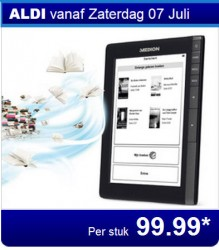 Medion Life MD 98900 (P6212) e-reader