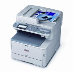Dankzij de Reverse Automatic Document Feeder kan de OKI MC562dn een dubbelzijdig document in één bewerking scannen