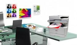 De OKI MC562dn is geschikt voor kleine en middelgrote bedrijven of werkgroepen tot 20+ personen