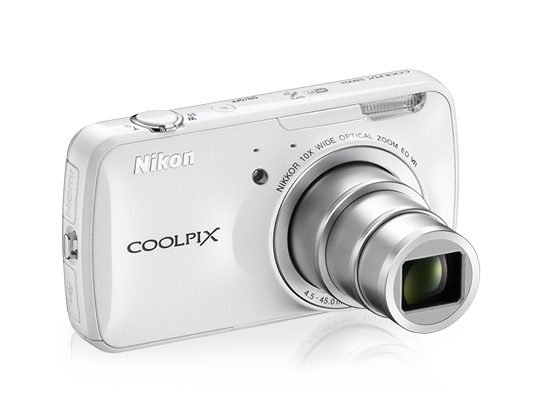 Nikon Coolpix camera met Android, touchscherm en WiFi