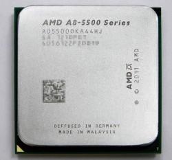 De APU, een AMD A8-5500