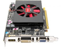 De referentiekaart van een Radeon HD 7670 volgens AMD