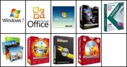 Meegeleverde software