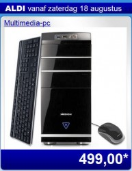 Multimedia PC Medion Akoya MD 8370 (P4210 D)