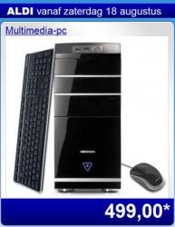 Multimedia PC Medion Akoya MD 8370 (P4210 D)