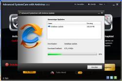 De database updaten na installatie