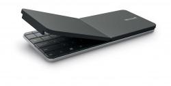 Wedge Mobile Keyboard met plooibare cover