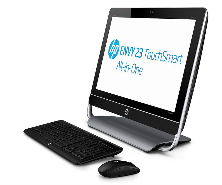 Duo all-in-one Windows 8 pc's van HP