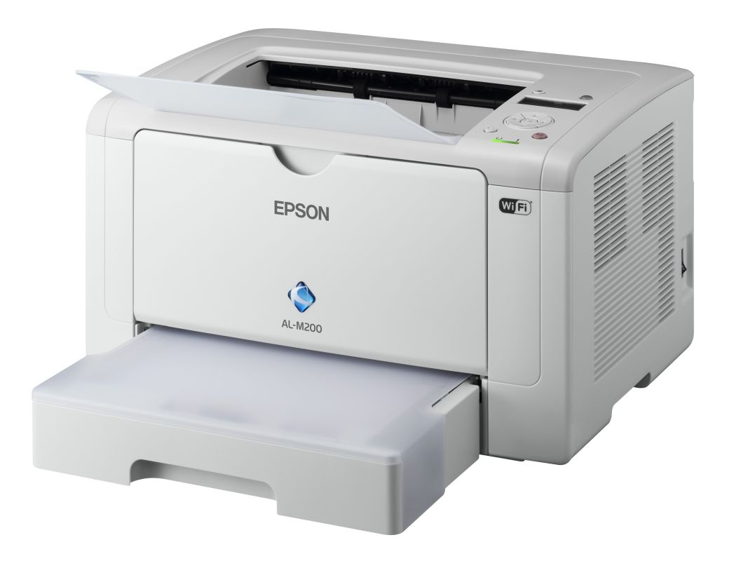 Zwart-wit-printers met LED-technologie van Epson