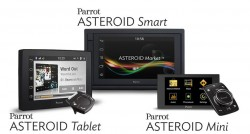 Parrot Asteroid Smart, Tablet en Mini