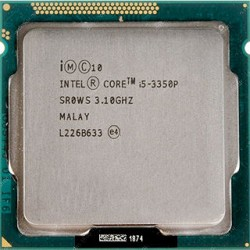 Een Intel Core i5-3350P processor