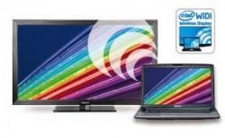 Draadloos verbinden met je TV-toestel met WiDi