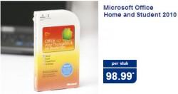 Microsoft Office 2010 voor thuisgebruik en studenten