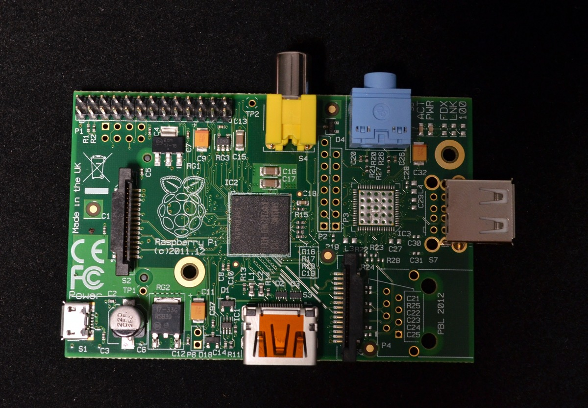 Goedkoper model van Raspberry Pi mini-computer