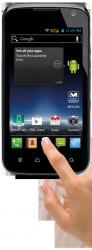 aldi P4013 smartphone front