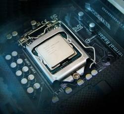 Intel i3_3350P processor, gemonteerd