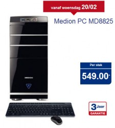 Aldi Medion Akoya MD8825 (P5225 D)