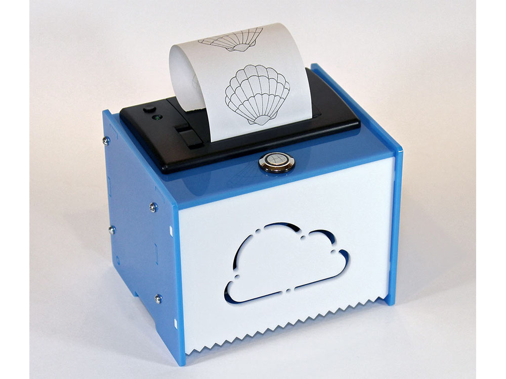 Draadloze Internet of Things Printer met Raspberry Pi