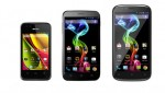 Archos 35 Carbon, 50 Platinum en 53 Platinum