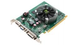 De standaard videokaart Geforce GT630 volgens NVidia