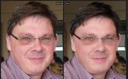 Portrait Professional Voor en Na