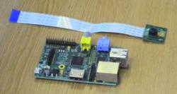 Raspberry Pi cameramodule