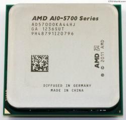 De AMD A10-5700 processor