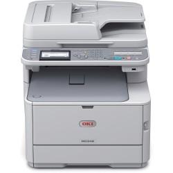 Wanneer je de scannereenheid omhoog kantelt, krijg je toegang tot het printerdeksel