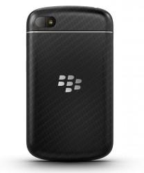 Blackberry Q10 achterzijde