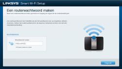 Linksys EA6700 Router Setup Password
